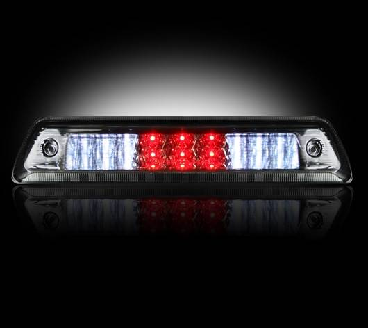 2009 2016 Dodge Ram 2500 3500 Smoke Led 3rd Third Brake: 2009-2016 Dodge Ram 1500, 2500, 3500 LED 3rd Brake Light