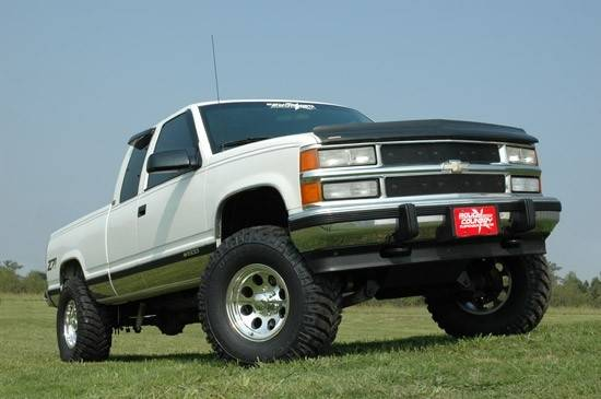 lift inch kit rough country chevy gm suspension gmc blazer 98 tahoe 4in 4wd performance 1500 shocks additional pickup lowriders
