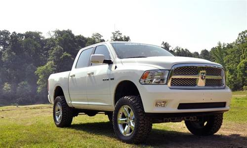 4 Inch Lift Kit For Dodge Ram 1500 4wd >> 328S | 4 Inch Dodge Suspension Lift Kit