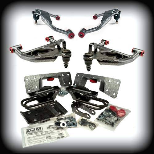 Djm2599 46 Complete 4 6 Lowering Kit With Upper