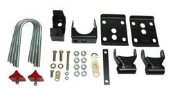 Suspension Components - Flip Kits, C-Notches