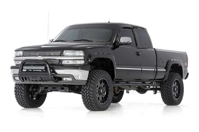 6 Inch Lift Kit For Chevy 1500 4wd >> 27220a 6 Inch Gm Ntd Suspension Lift Kit W Premium N3 Shocks