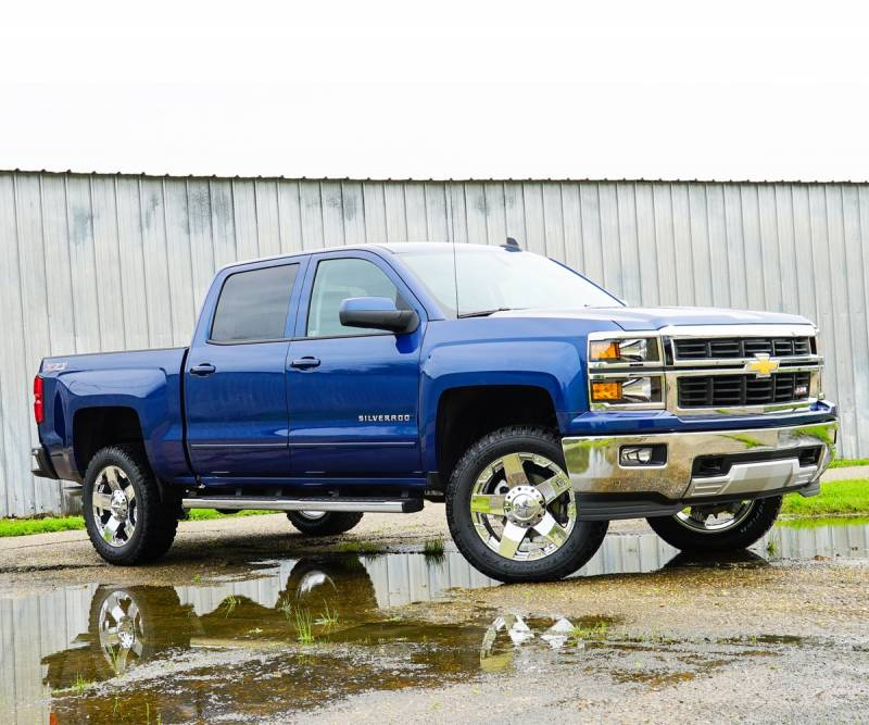 2 5 Front Lift Kit For 2015 2019 Chevy Colorado Gmc: 3.5 Inch GM Suspension Lift Kit W/ Superide Shocks