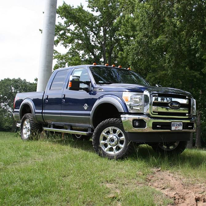 Ford Lift Kits: 2011-2016 Ford F-250, F-350 Super Duty 4wd 4 Inch