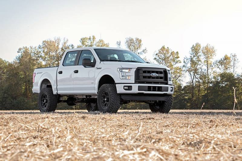 Ford F150 Ecoboost Performance Parts >> 553.22 | 6 Inch Ford Suspension Lift Kit