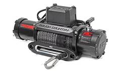 Exterior - Winches & Accessories