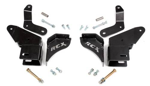 Rough Country Suspension - 1627 | Jeep Control Arm Drop Kit