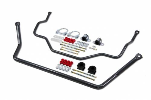 Belltech Suspension - 9906 | GM Anti Sway Bar Set (5400 Front & 5500 Rear)