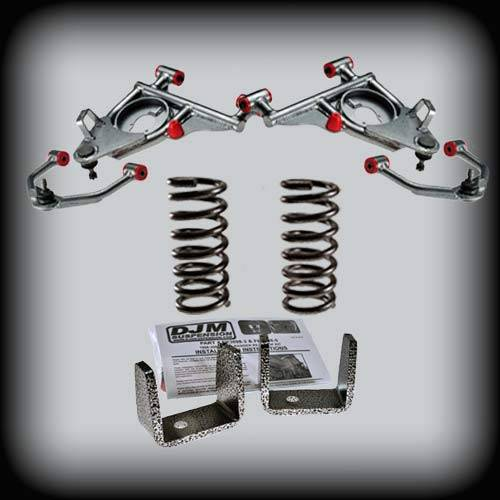 DJM Suspension - DJM3098-45 | Complete 4/5 Lowering Kit