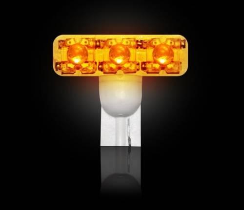 Recon Truck Accessories - 194 Type 1-Watt High Power LED Bulb - Amber