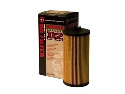 AFE Power - PRO GUARD D2 Oil Fluid Filter; Ford Diesel Trucks 03-10 V8-6.0/6.4L (td)