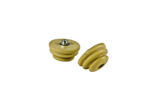 "Belltech Suspension - 4922 | Foam Bump Stop - Universal Cone 1.26"" Tall x 2.5"" OD"