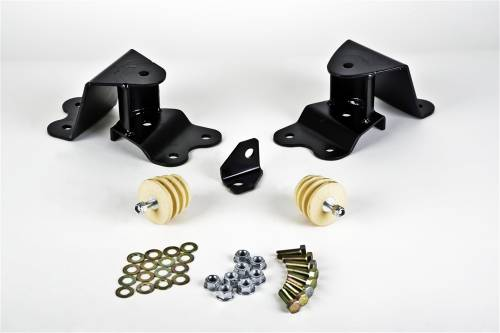 Belltech Suspension - 6502 | 2 Inch GM Rear Hanger Kit (Used in 6500, 6505)