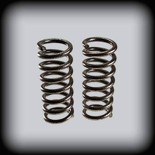 DJM Suspension - CS2321-2 | 2 Inch GM Front Lowering Springs