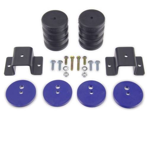 firestone work-rite helper springs Work-rite kits contain load assist springs, brackets, and hardware for a this quick  installation spacers may also be used.
