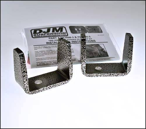 DJM Suspension - FK3001-4 | 4 Inch Ford Rear Flip Kit
