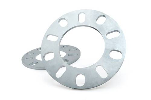 Rough Country Suspension - 1096 | 0.25-inch Wheel Spacers (Pair)