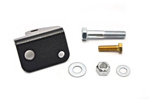 Rough Country Suspension - 1108 | Jeep Steering Stabilizer Relocation Bracket
