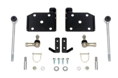 Rough Country Suspension - 1109 | Jeep Front Sway Bar Disconnects | 4-6 Inch Lift