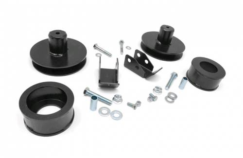 Rough Country Suspension - 658 | 2 Inch Jeep Suspension Lift Kit