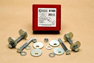 DJM Suspension - SP87385 | FordFactory Replacement Alignment Kit