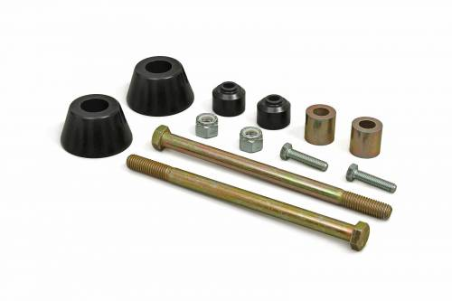Daystar Suspension - KT01001BK | Differential Drop Bracket Kit