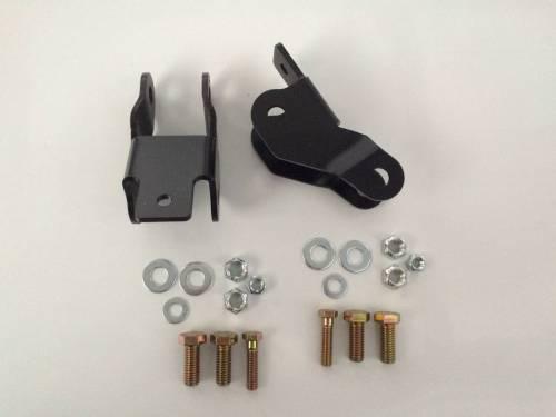 Mcgaughys Suspension Parts - 34044 | GM Rear Shock Extenders