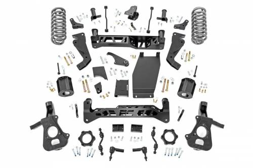 Rough Country Suspension - 16330 | 6 Inch GM Suspension Lift Kit | Non Magneride