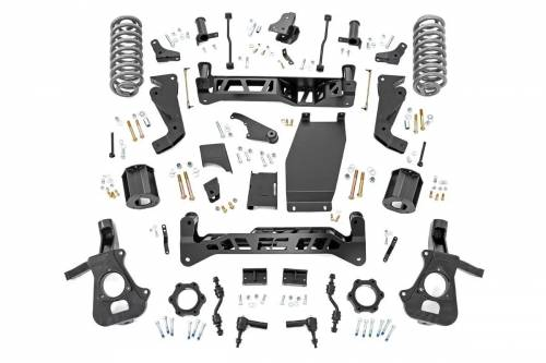 Rough Country Suspension - 16230 | 6 Inch GM Suspension Lift Kit | Magneride