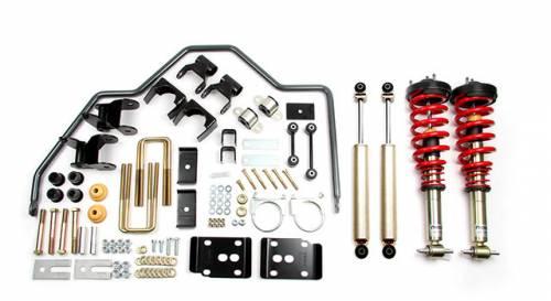 Belltech Suspension - 1001HKP | Complete 3/4 Lowering Performance Handling Kit Plus