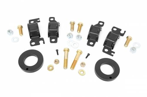 Rough Country Suspension - 60400 | 2 Inch Jeep Suspension Lift Kit