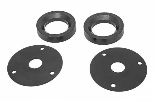 Rough Country Suspension - 1321 | 1.5 Inch Chevrolet Front Leveling Kit