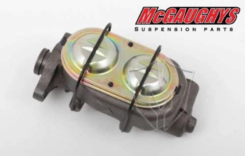 Mcgaughys Suspension Parts - 63203 | Master Cylinder (Non Power, 1 Inch Bore)