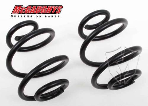 Mcgaughys Suspension Parts - 63171 | 4 Inch GM Rear Lowering Coils