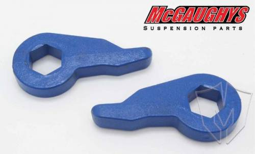 Mcgaughys Suspension Parts - 33005 | 1-2 Inch GM Front Lowering Torsion Keys