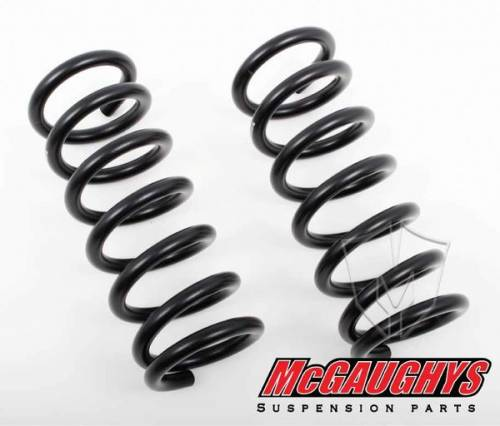 Mcgaughys Suspension Parts - 33010 | 1-2 Inch GM Front Lowering Coils