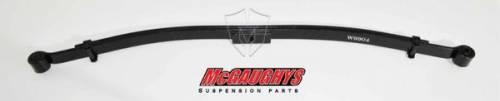 Mcgaughys Suspension Parts - 33046   2 Inch GM Rear Lowering Leaf Spring