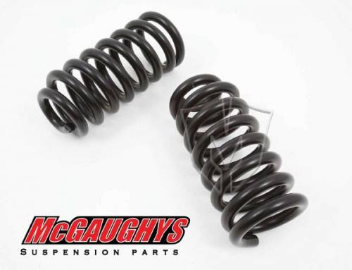 Mcgaughys Suspension Parts - 33128 | 2 Inch GM Front Lowering Springs
