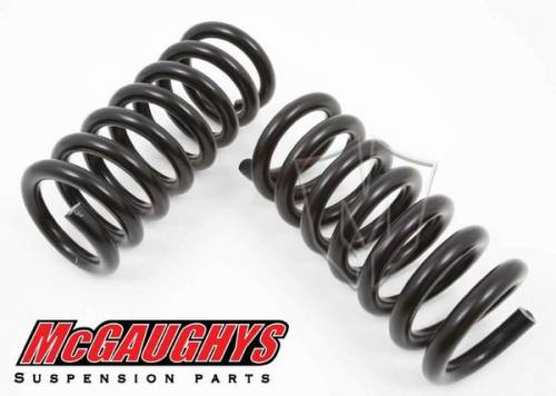 Mcgaughys Suspension Parts - 33133   2 Inch GM Front Lowering Springs