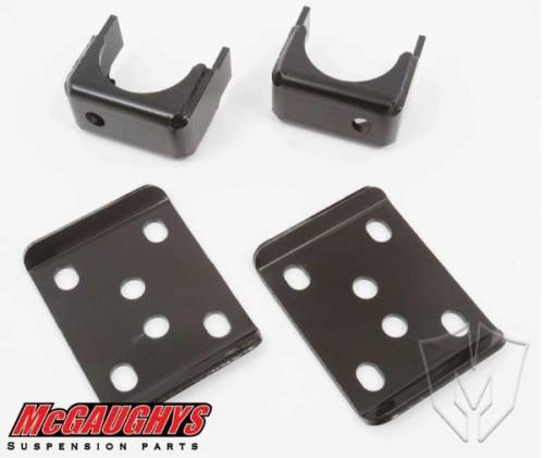 Mcgaughys Suspension Parts - 33156 | 6 Inch GM Rear Flip Kit