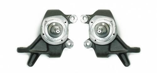 Suspension Components - Spindles, Ball Joints, I Beams - Belltech Suspension - 2010 | 2 Inch Nissan Drop Spindle Set