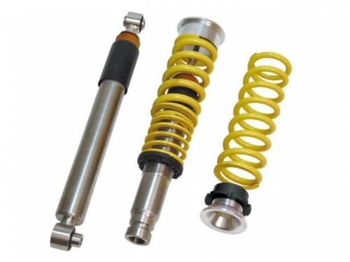 Suspension Components - Front Coil Overs - Belltech Suspension - 21019 | GM Front Coilover Kit with Rear Shocks