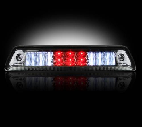 Lighting - LED Third Brake Lights - Recon Truck Accessories - 264111BK | LED 3rd Brake Light | Smoked