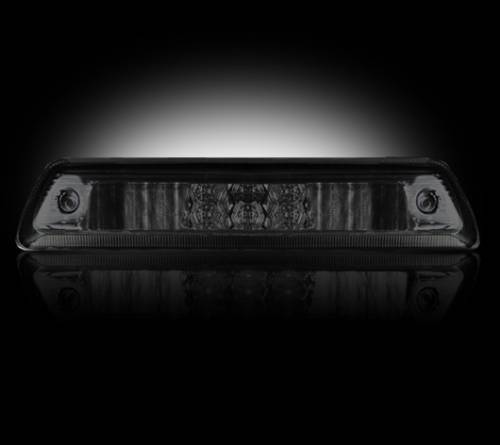 Lighting - LED Third Brake Lights - Recon Truck Accessories - 2009-2016 Dodge Ram 1500, 2500, 3500 LED 3rd Brake Light - Smoked