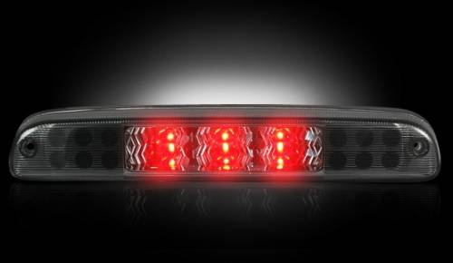 Lighting - LED Third Brake Lights - Recon Truck Accessories - 264116BK | LED 3rd Brake Light |  Smoked