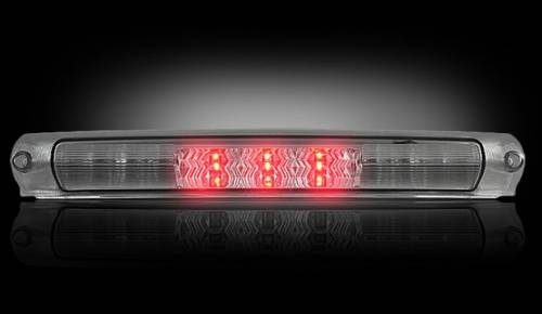Lighting - LED Third Brake Lights - Recon Truck Accessories - 264122BK | LED 3rd Brake Light | Smoked