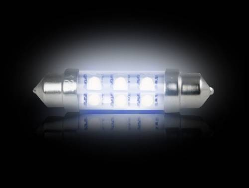 Recon Truck Accessories - 264211WH | High Power 1 Watt 578 (6 LED) White LED - Image 2