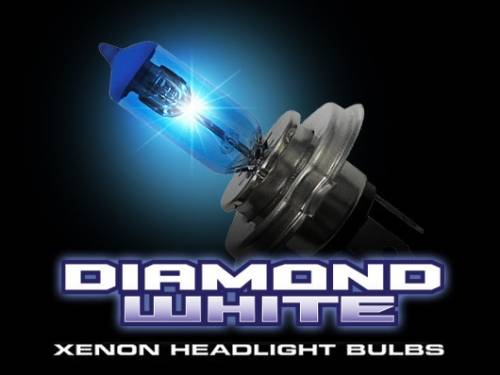 Lighting - Replacement Bulbs - Recon Truck Accessories - 880 Series 12V 27W (4,600 Kelvin) Fog Light Bulbs in Diamond White