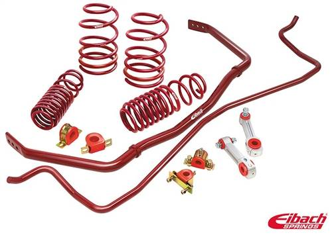 Vehicle Specific Products - Eibach Springs - 4.12835.880 | SPORT-PLUS Kit (Sportline Springs & Sway Bars)