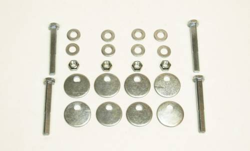 Replacement Parts - Alignment Kits - Belltech Suspension - 4952 | Ford Alignment Kit (Front End Alignment Cam Kit)